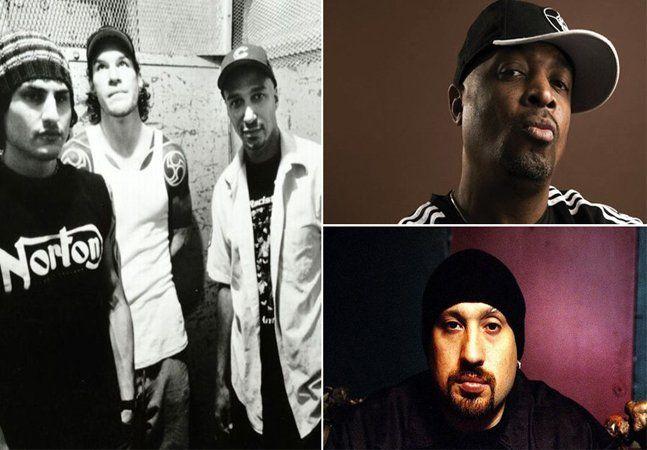 De quando em quando, músicos de diferentes bandas consagradas se reúnem, e formam o que ficou conhecido como Supergrupos. O mais novo supergrupo na praça se chama Prophets of Rage, e reúne três membros do Rage Against the Machine com Chuck D, do Public Enemy e B-Real, do Cypress Hill. Zack de La Rocha, o icônico vocalista do Rage, ficou de fora. O Rage Against The Machine em sua formação clássica; Zack de La Rocha é o primeiro à esquerda. A banda já tem uma apresentação marcada pro dia 3 de…