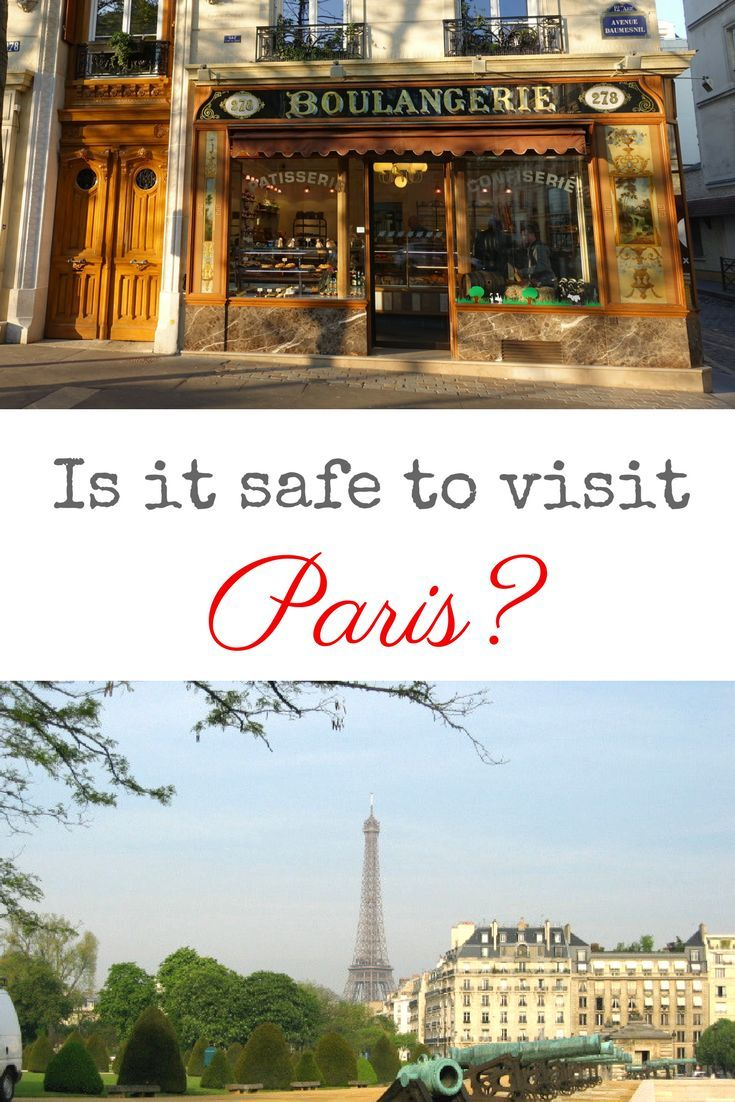 With terror attacks and armed soldiers on the street, Paris has definitely changed.  But is Paris safe to travel to?  I say it is, and this is why.....