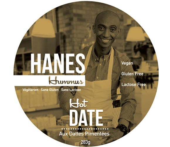 Hanes Hummus | Hot Date