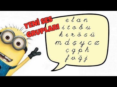 YENI SES GRUPLARI #yenisesler#yenisesgruplari#elan#itobu#kırösü#mdşyz#çgph#fvğj #YouTube#1sinif #