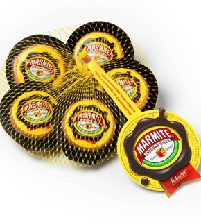 Marmite & cheese? No... Marmite cheese! I wish we could get these in Dubai.