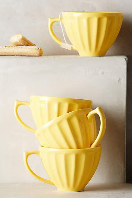 Latte Mug - anthropologie.eu