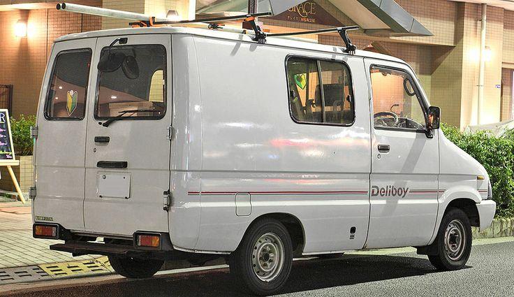 トヨタ・デリボーイ - Wikipedia
