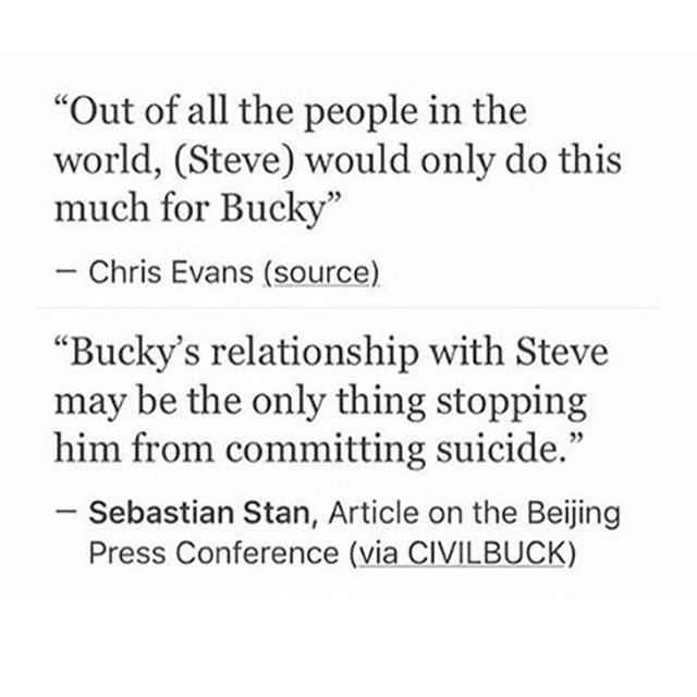 I was dying early, then I died, now I'm dead, and I have plans to be dead tomorrow, too. AND IT'S ALL BUCKY'S FAULT.