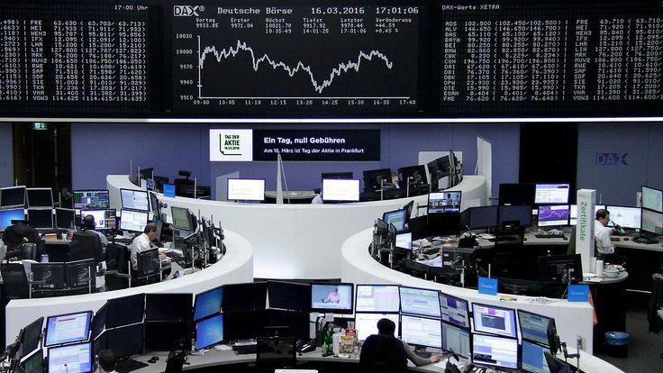 Dow-Jones-Index zieht steil an: Dax steigt vor Fed-Termin munter an