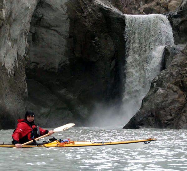 Ruta en kayak de mar en la Patagonia - Capítulo II
