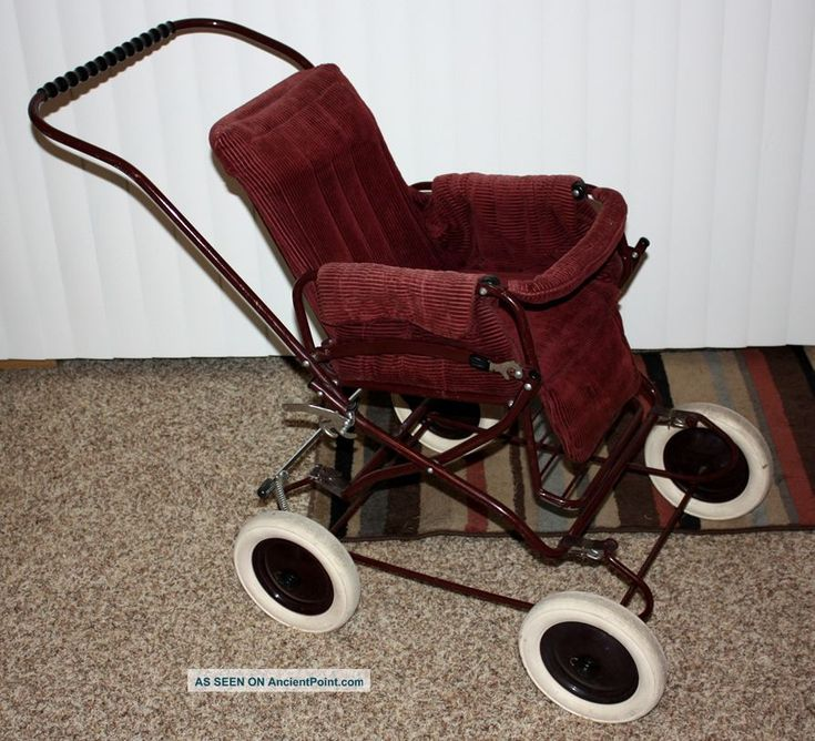 Vintage Top Of The Line Gesslein Pram Stroller Buggy Baby Carriages & Buggies photo