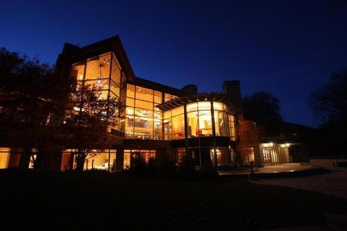 Eye-Popping, Mind-Bending Lakeside Iowa Home Asks $14.9M - House of the Day - Curbed National