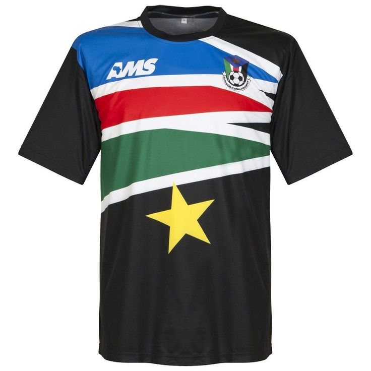 South Sudan 3rd/Away Jersey