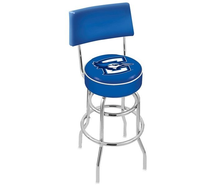 Use this Exclusive coupon code: PINFIVE to receive an additional 5% off the Creighton University Bluejays Chrome Retro Bar Stool with Back at sportsfansplus.com