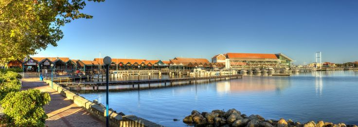 Welcome to Hillarys Boat Harbour