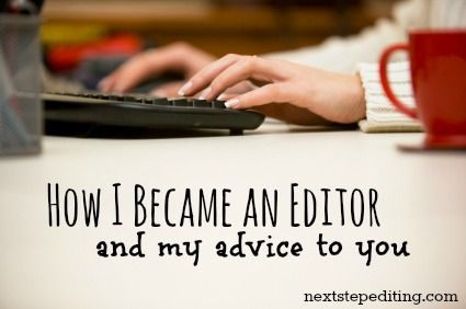 About once a month I get an email from someone wanting advice on how to become an editor. It's an interesting question because there isn't a one-size-fits-all plan. Each editor has traveled his or her own path. I have my story and some ideas on steps others can take who want to get into editing, … … Continue reading →