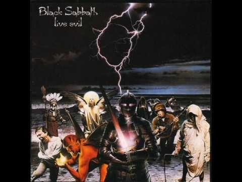 Black sabbath-live evil-iron man - YouTube