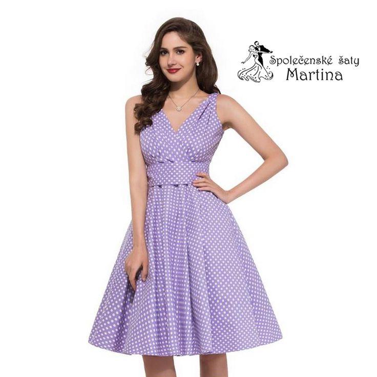 """Vintage/retro šaty, 50´ léta """"Audrey"""""""