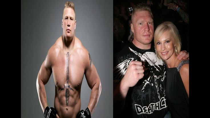 Brock Lesnar Wife Sable -  2016
