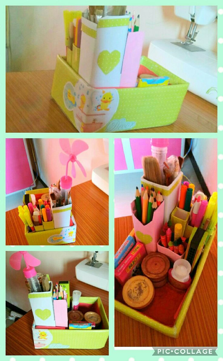 DIY organizer...