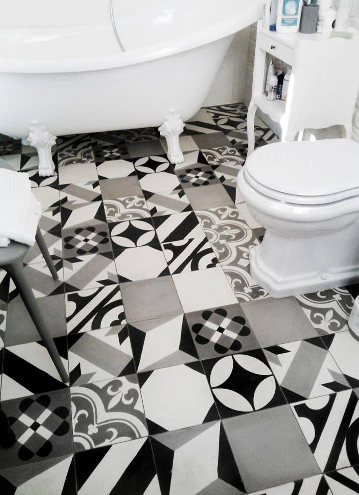 bathroom floor. musk collective design: http://musk.pl/