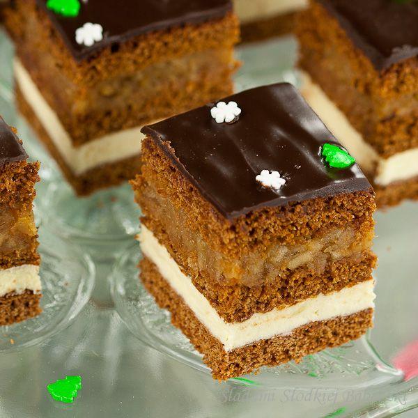 Poland Cake: 41 Best Images About Ciasta Z Miodem On Pinterest