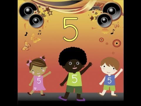 The best count by 5s song I've seen! My kids love this, we do it everyday! Have Fun Teaching on youtube!