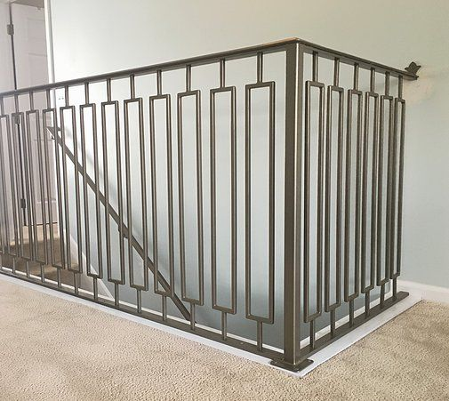 Best Pin By Andrius Chranovskis On Laiptai Iron Stair Railing 400 x 300