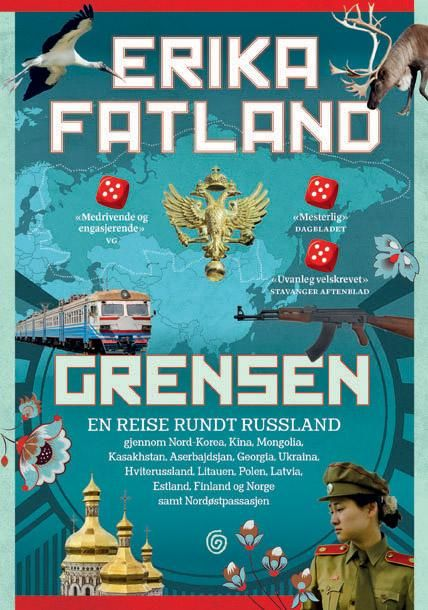 Grensen -         Erika Fatland