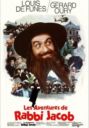 Les Aventures de Rabbi Jacob! Avec Louis de Funès!