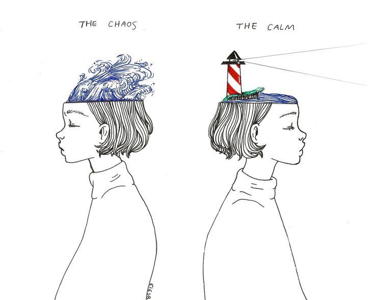 Le Chaos et le calme (5 x 7-8 x 10 po.) par elesqprints sur Etsy https://www.etsy.com/fr/listing/243818920/le-chaos-et-le-calme-5-x-7-8-x-10-po