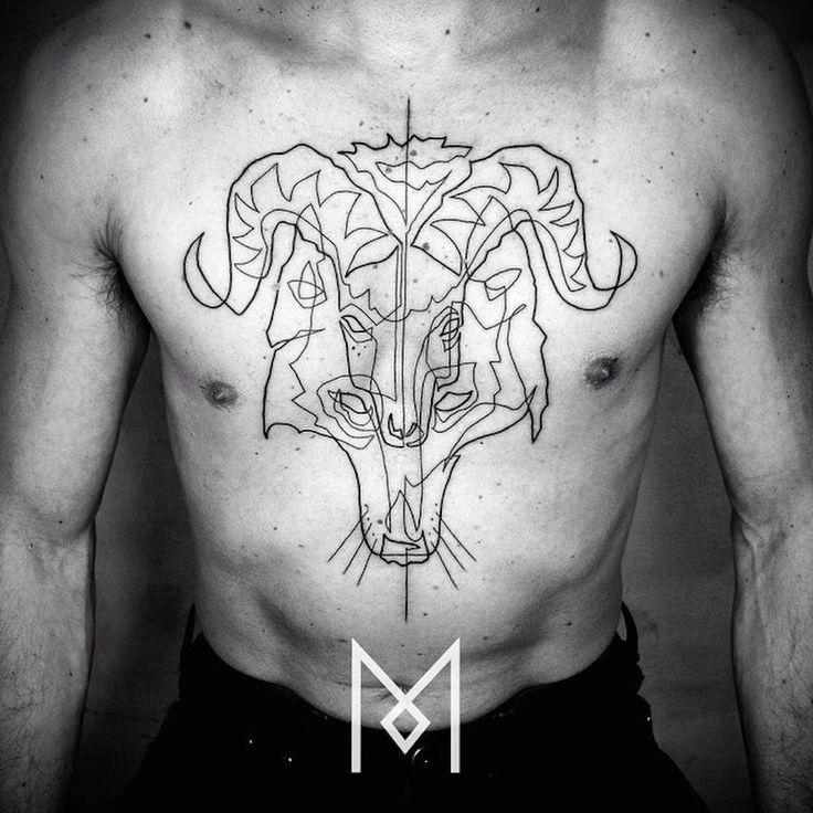 http://www.fubiz.net/2015/10/12/linear-tattoos-by-mo-ganji/