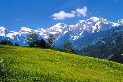 Oostenrijkse #Alpen. #reizen #travel #travelbird #Oostenrijk #meer #bergen #natuur #boot #landschap