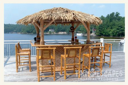 Of Course It S Not A Tiki Bar If It Doesn T Have A