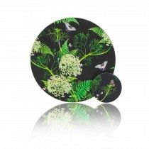 Dill & Butterfly Design Collection Coasters