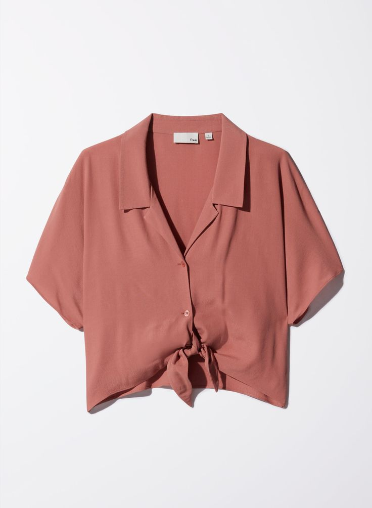 Wilfred Free HUANG BLOUSE | Aritzia $65