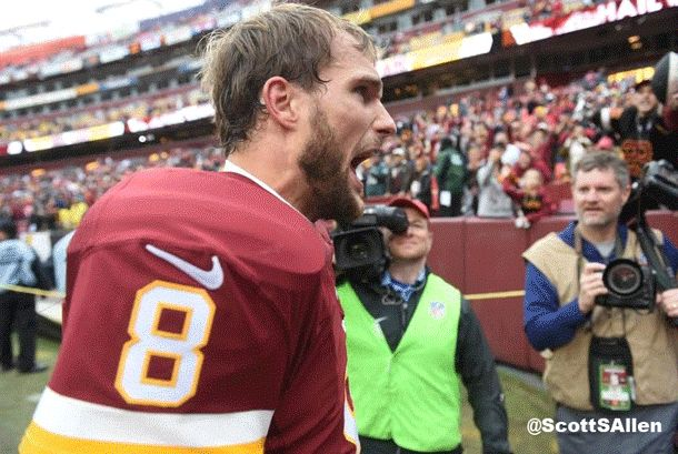 Chipotle treats Kirk Cousins and his wife like royalty - The Washington Post