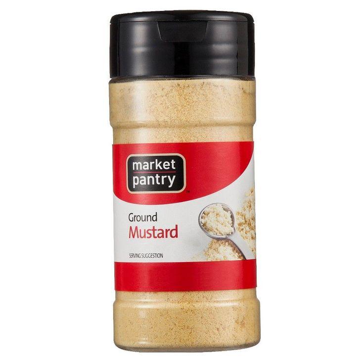 Ground Mustard 1.75oz - Market Pantry