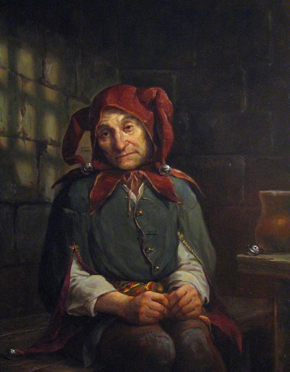 Пошутил !, автор Шишкин Андрей. Артклуб Gallerix