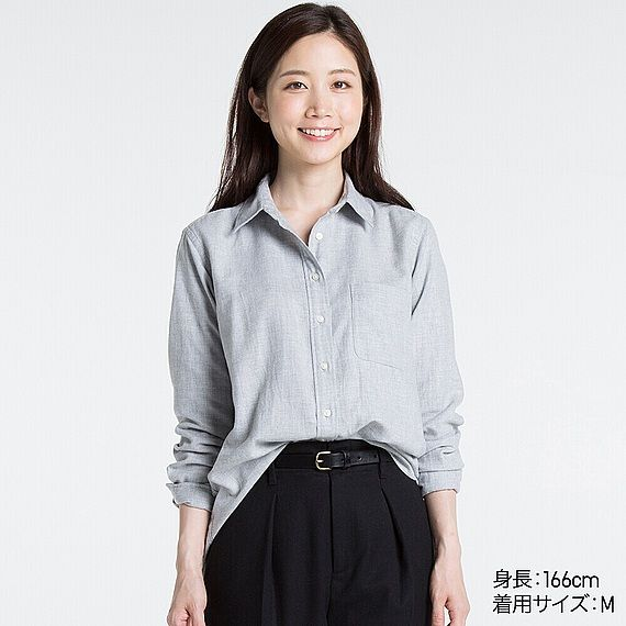【ユニクロオンラインストア|WOMEN】シャツの特集ページ。今年のユニクロシャツは女性らしい華やかなブラウスから、カジュアルに着こなせるデニムシャツ、キレイめスタイルに活躍できるUVカットシャツまで、どんなシーンにも活用できるアイテムが勢ぞろい!|レディースファッションならユニクロ公式通販サイト