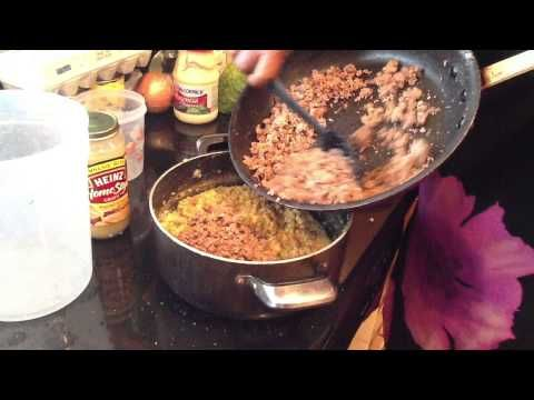 Auntie Fee's Dressing (foul language, but funny!)