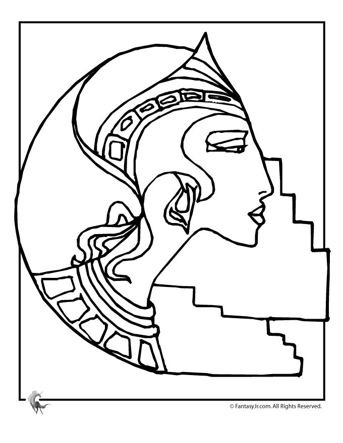 Art Deco Coloring Pages Art Deco Design Coloring Page 5