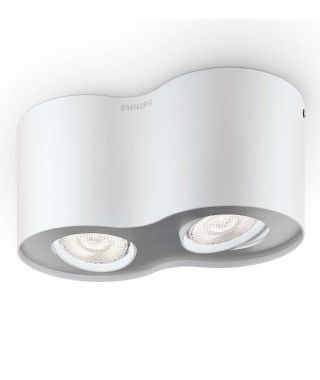 Philips myLiving Phase Weiß LED Spot 53302/31/16 - Philips myLiving Phase Weiß LED Spot 53302/31/16 kaufen: Online + Hamburg + Berlin – Design Leuchten & Lampen Online Shop