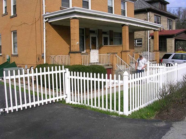 # white # pvc #fence  install antistatic vinyl fencing cost