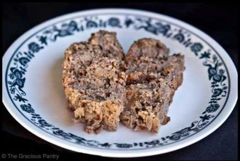 Clean Eating Meatloaf