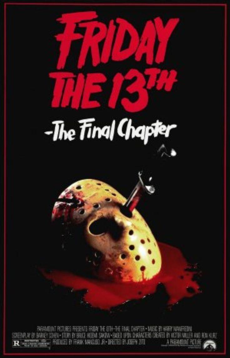 Viernes 13. 4ª parte: Último capítulo  http://sinentradas.com/viernes-13-4a-parte-ultimo-capitulo-1984/