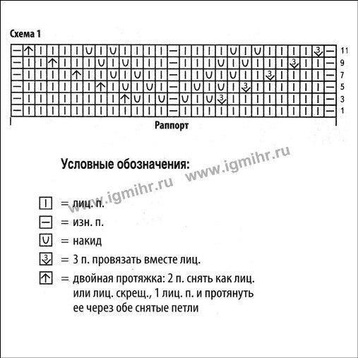 Искусница: стильное и современное вязание   ВКонтакте