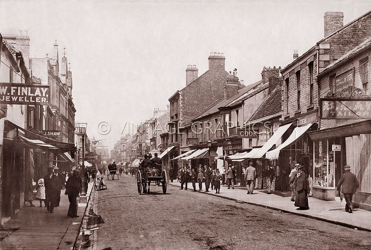 Bishop Auckland, Newgate Street (VP 042)