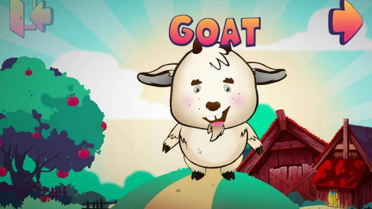 Kid Games-Education Games-For kids Learn & Play-Funny Animals-Surprise E...