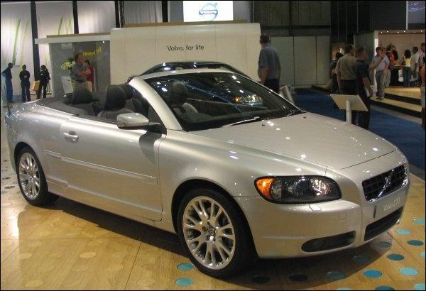 Volvo Convertible
