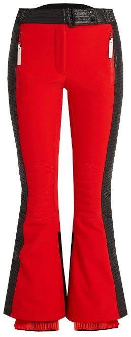 ADIDAS BY STELLA MCCARTNEY Flared-leg ski trousers