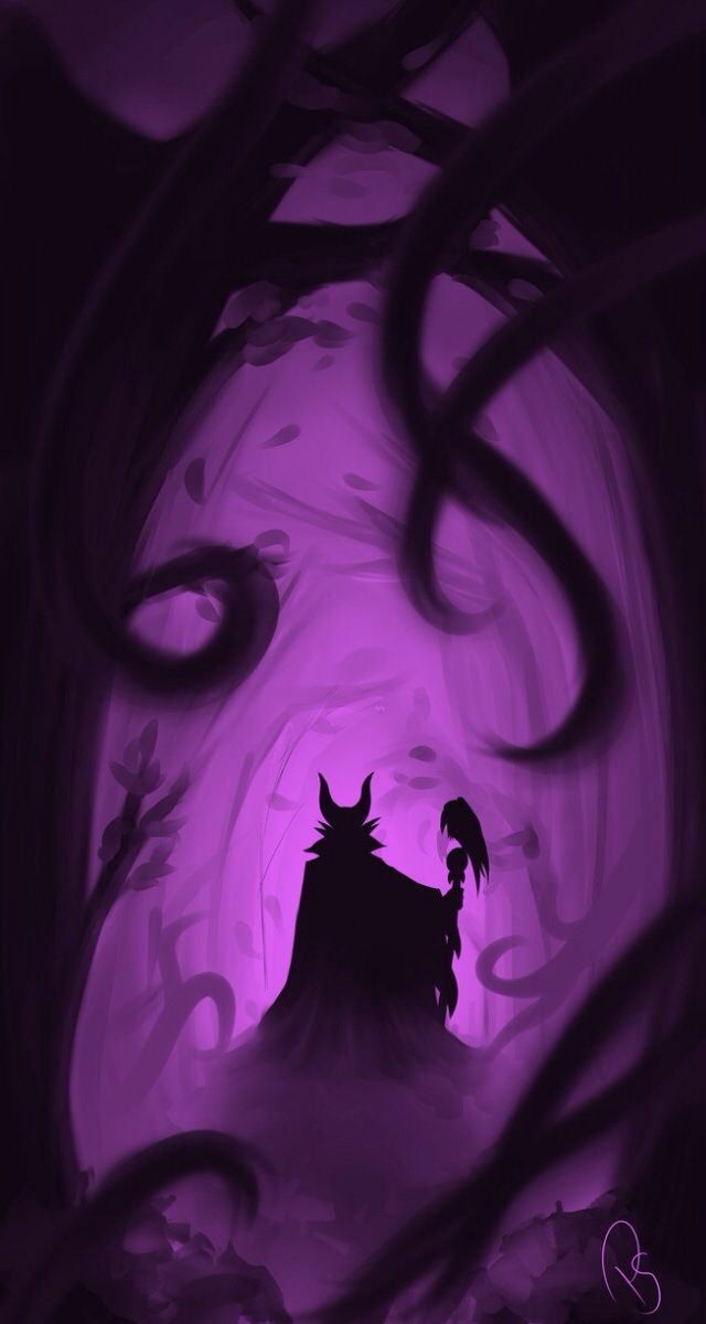 Maleficent - by Pangol:   Fanart of Maleficent