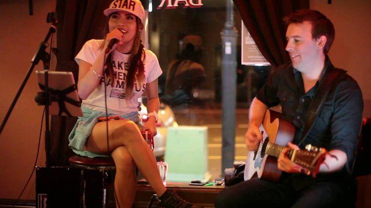 Mary Ann Van Der Horst sings 3 songs