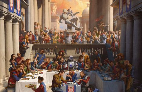 Review: Maryland rapper Logic strives and fails to sound politically and spiritually insightful on latest album Everybody